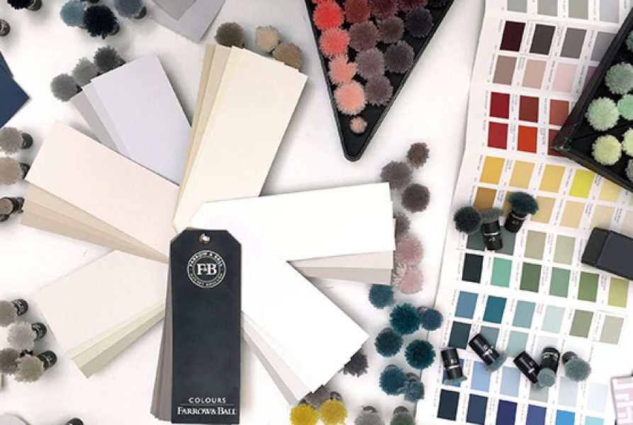 The RUG COMPANY in Kooperation mit FARROW & BALL