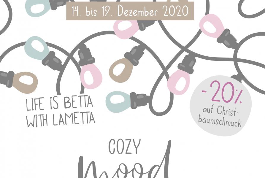 """Life is betta with Lametta"""